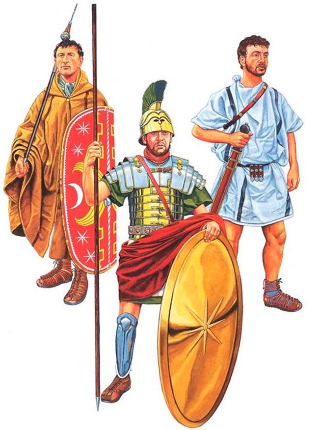 Римская пехота