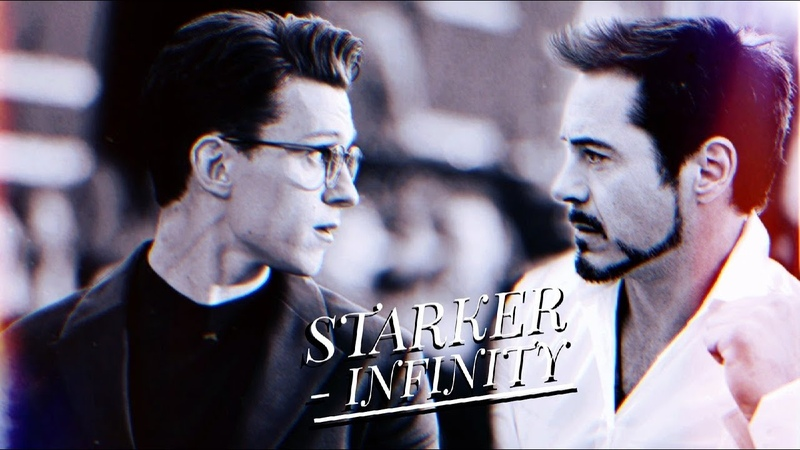 I JUST LOVE SPIDER-MAN || Tony x Peter || Jaymes Young - Infinity