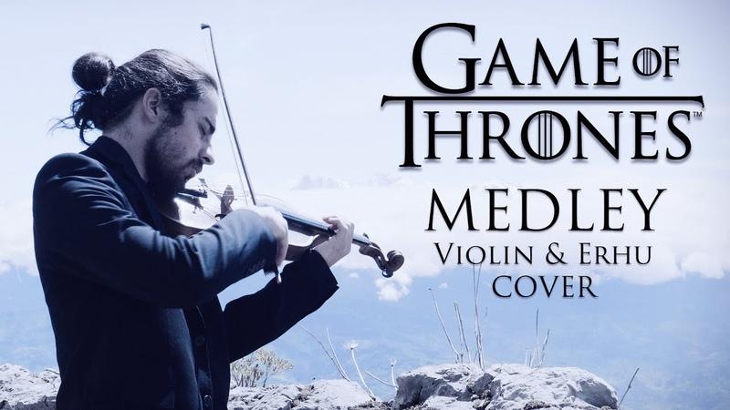 Game Of Thrones Final Season OST - Violin Erhu Epic Cover