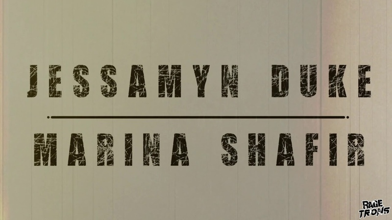  AWF™  Jessamyn Duke Marina Shafir Titantron