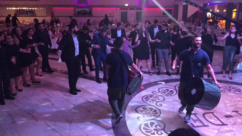 DERSIM - MALATYA DÜGÜNÜ | Agir bar ve Sözlü Halaylar (2/4) — MURO Davul Zurna