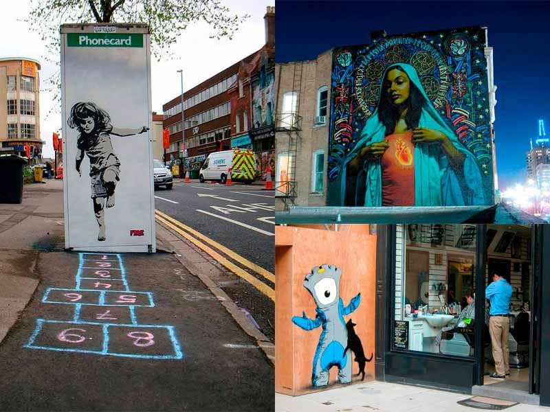 Лучшее из мира граффити. Часть 1