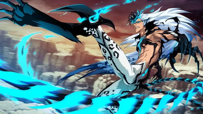 Bleach Brave Souls - Grimmjow Jaegerjaquez CFYOW Ver