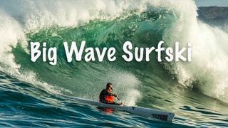 Big Wave Surfski