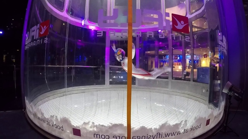 Double tuck back loops