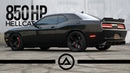 850 whp Dodge Hellcat Challenger Simple Bolt On's E85