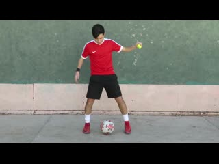 Ejercicios para mejorar la visión de juego en el futbol! parte 1_entrenamiento de fútbol para niños.