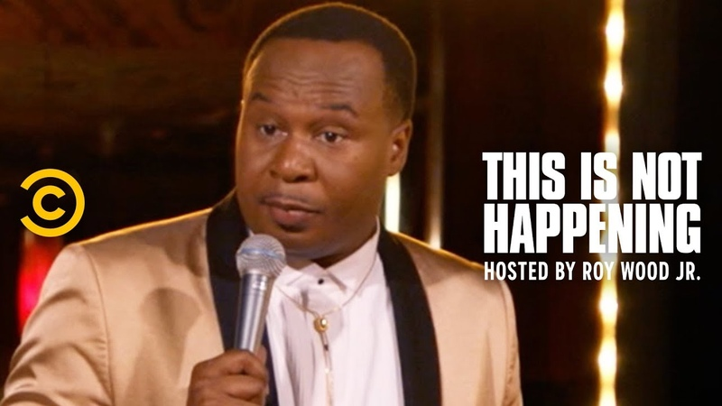 Roy Wood Jr. - Arsenio Hall Saved My Career - This Is Not Happening