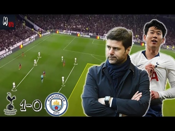 How Did Pochettino Get Over Guardiola's Tactics Tottenham 1 0 Man City Tactical Analysis