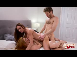 Penny Pax, Diamond Foxxx Joins In - All Sex MILF Big Tits Ass Blowjob Doggystyle Cowgirl