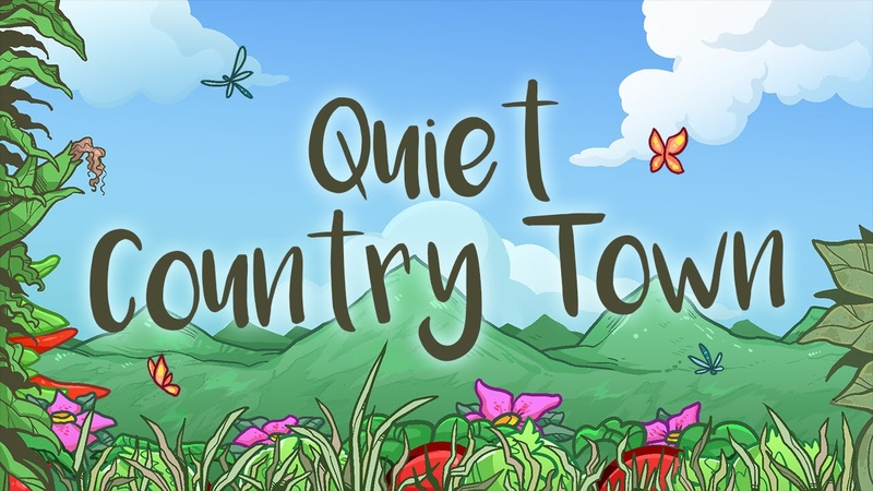 Quiet Country Town Stardew Valley Song Shadrow