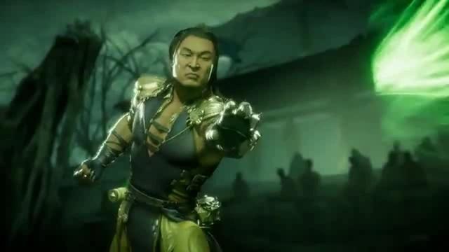  Shang Tsung  Cary-Hiroyuki Tagawa 