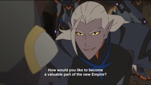 «Как вы смотрите на то, чтобы стать ценной частью новой империи?»