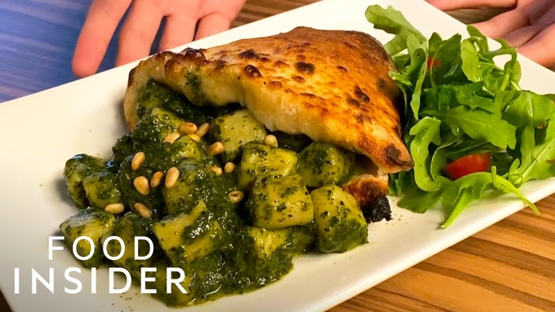 NYC Pizza Shop Makes Gnocchi-Stuffed Sandwiches