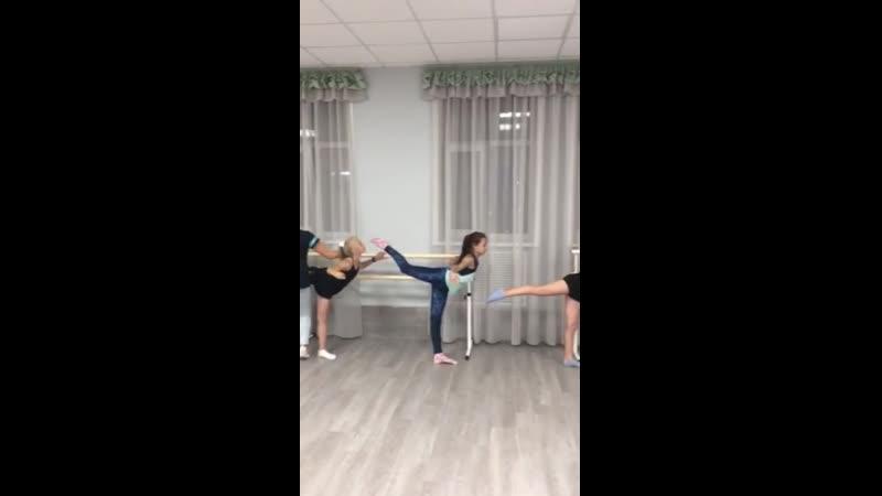 Детский центр Золотое сечение зал для хореографии