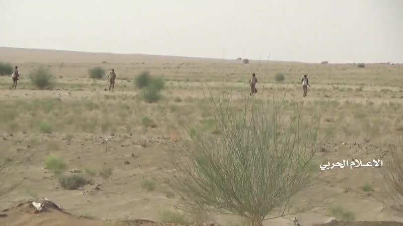 Нападение хуситов на хадистов в юго западной части Хайрана провинция Хаджа