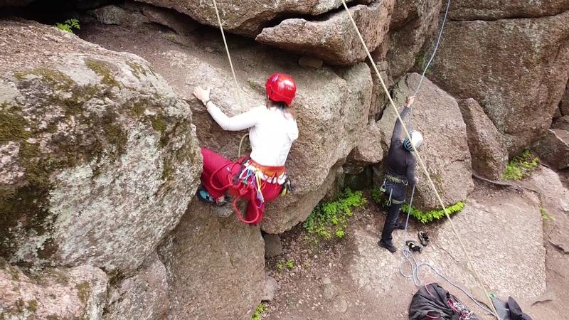 Climbing Patsevo 30 MAY 2020