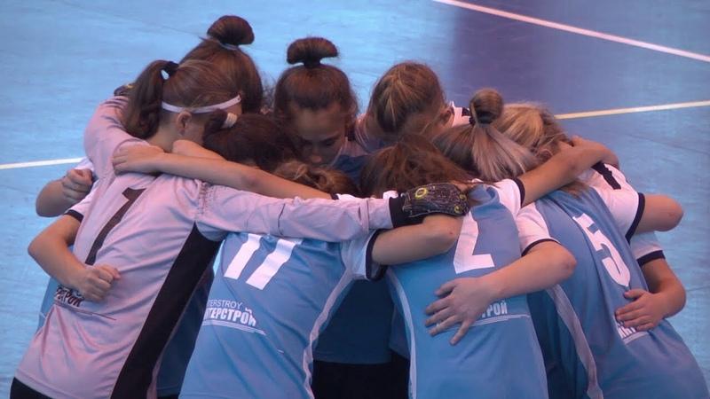 Финал Кубка Единства «Крылья Советов-1» — «Нефтяник» 3:2 (10.11.2019)