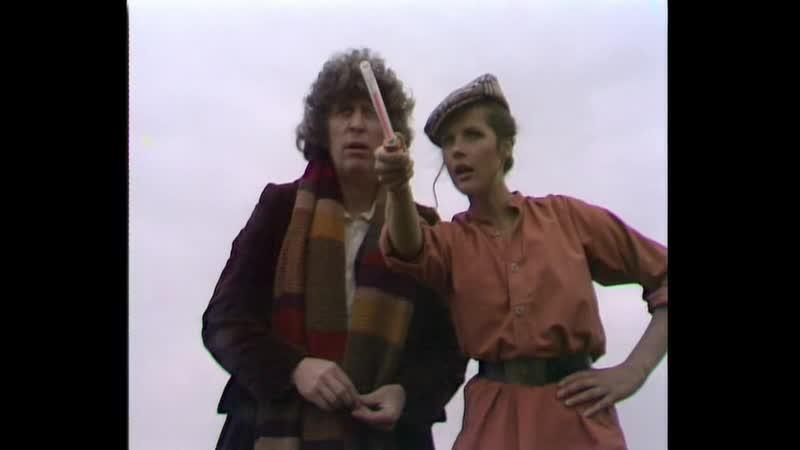 Классический Доктор кто, 16 сезон, Кровавые камни, часть первая (MVO RedDiamond Studio)