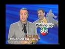 COLETIVA DO RATINHO ANUNCIANDO SUA IDA PARA O SBT EM 1998