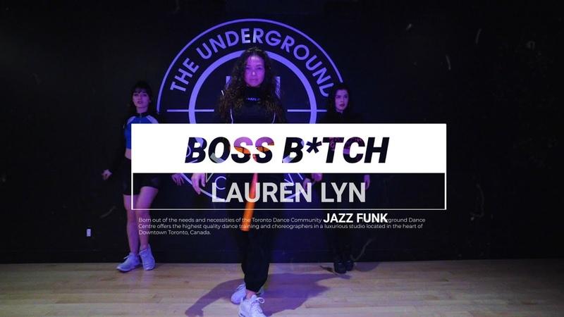 Doja Cat | Boss B*tch | Choreography by Lauren Lyn