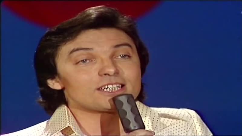 Песня из фильма Доктор Живаго. Поёт Карел ГОТТ. 1977