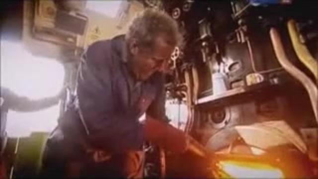 Top Gear 13.1 ☻ Fire - Scooter