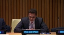 Syrian Mission Statement at High-level Debate - Crime Prevention and Criminal Justice Responses