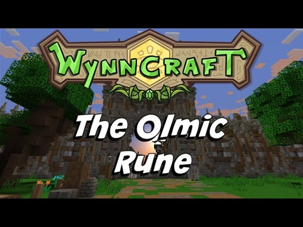 The Olmic Rune | Wynncraft | Quest Guide