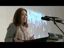 Emotional talk on China's oppression of Uyghur Muslims Rukiye Turdush