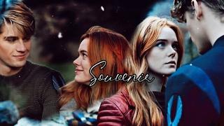 ►Sky and bloom || souvenir  [ fate the winx club saga ]