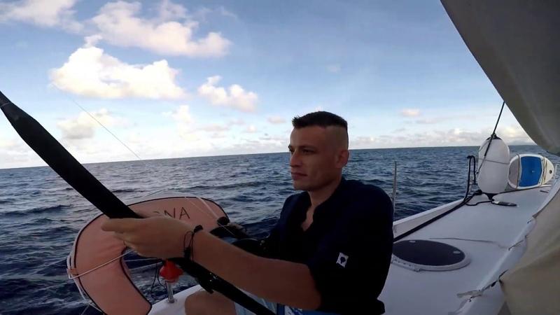 LORNADREAM Croisière catamaran dans les Caraibes Partie de pêche à bord