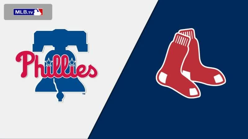 IL 21.08.2019 PHI Phillies @ BOS Red Sox 2 2