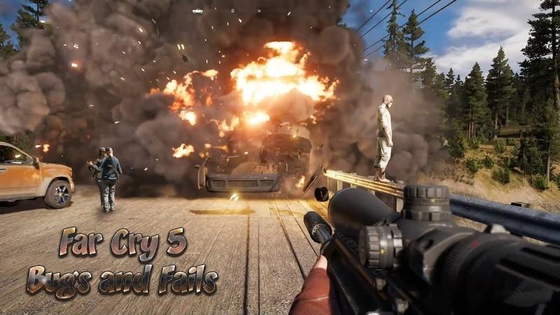 Far Cry 5 Bugs and Fails