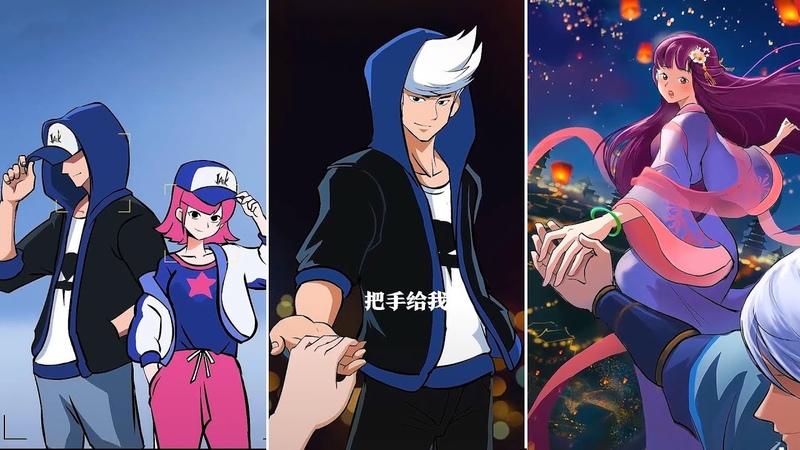 😎 JACK - Chàng họa sĩ triệu view trong làng ANIME 1 😎 Sát thủ gà đại chiến 😎 thế giới anime 😎