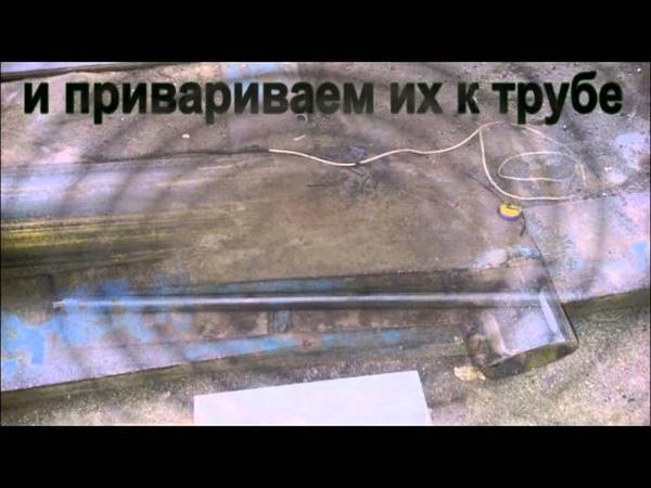 изготовление подножки на лифан х60