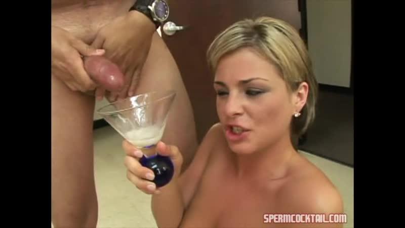 Girl Swallows Huge Cock