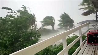 """В США из-за приближения урагана """"Дориан"""" пришлось эвакуировать почти 1,5 миллиона жителей."""