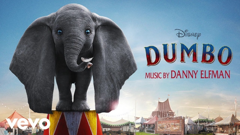Danny Elfman Colette's Theme From Dumbo Audio Only