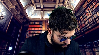 Unintelligible Muttering & Mouth Sounds - Concentrating in the library (ASMR)