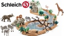 Schleich NEW 2016 Waterfall River and Watering Hole Collector's Review