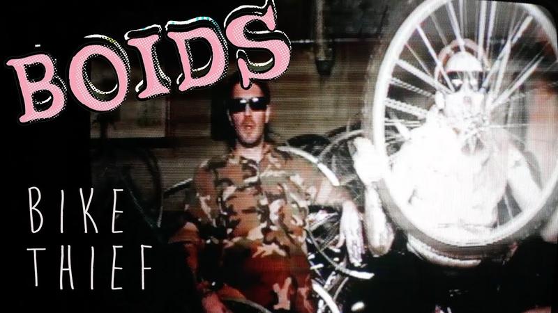 Boids Bike Thief official video