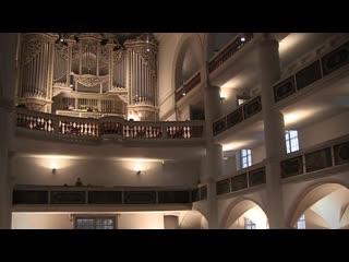 T. Albinoni - Concerto Saint Marc in B flat major for trumpet and organ - Roderick MacDonald + Martin Stephan