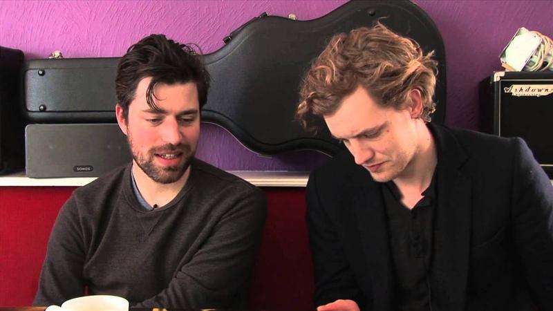 Balthazar interview - Jinte en Maarten (deel 2)