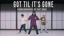 Janet Jackson Got Til It's Gone Choreography by Pat Cruz