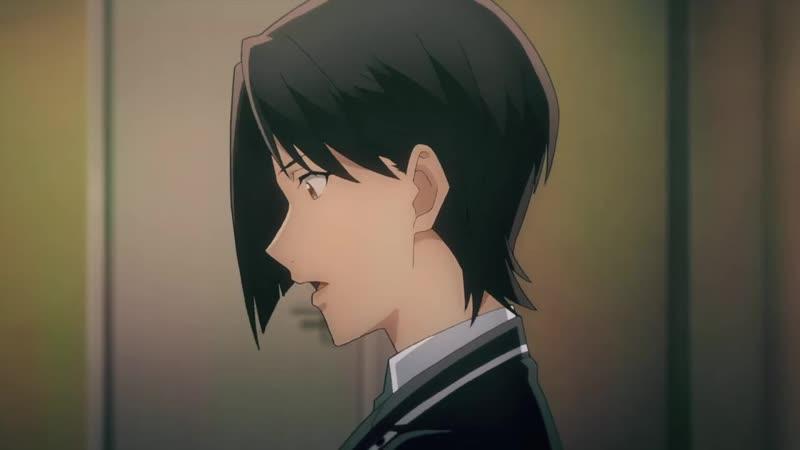 Трейлер к персонажу Sekuro из аниме-сериала Вавилон Babylon