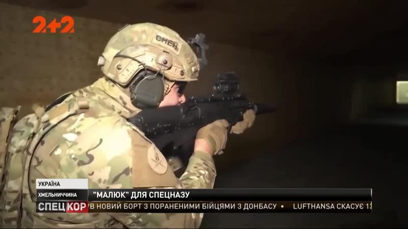 Лучше автомата Калашникова какие преимущества украинской штурмовой винтовки Малюк