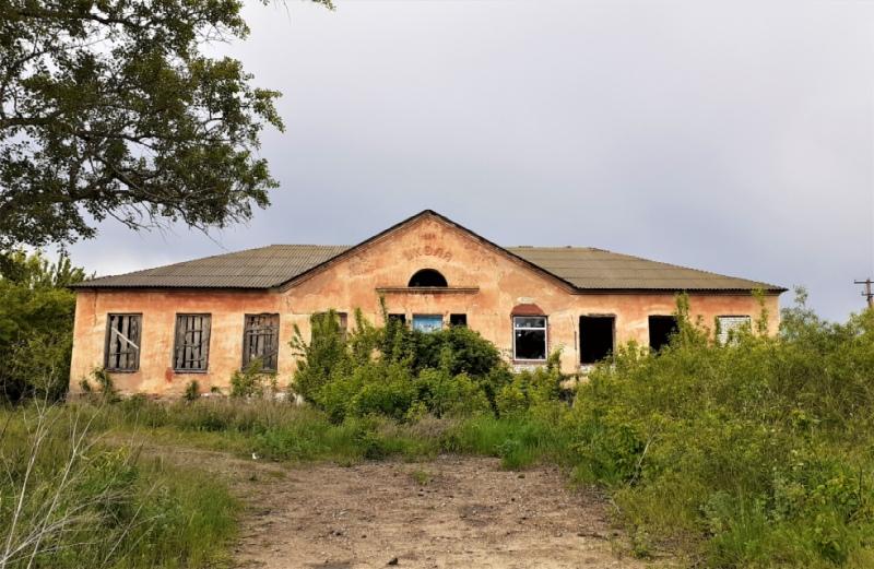 Небольшая школа в глубинке 1964 года; Хохольский район