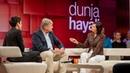 Meuthen und Göring Eckardt über Chemnitz Streitgespräch bei Dunja Hayali vom 05 09 2018 ZDF