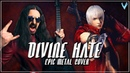 Devil May Cry 3 Divine Hate EPIC METAL COVER Little V